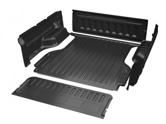 Ford Ranger Double Cab Proform Sportguard Load Bedliner - Under Rail