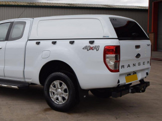 Ford Ranger Super Cab Aeroklas Commercial Trucktop - Various Colours