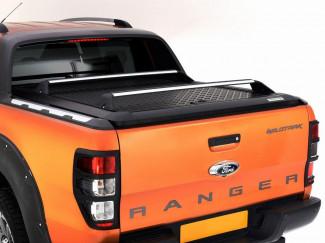 Ranger Wildtrak Black Roller Shutter
