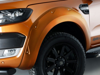 X-treme Wheel Arch Kit For The Ranger 2016 On Double Cab - Various Colours