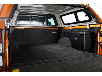 Bed Rug load bed liner for Ford Ranger double cab