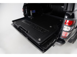 Sliding bed tray for Ford Ranger double cab