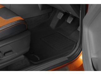 Ford Ranger double cab tailored floor mats