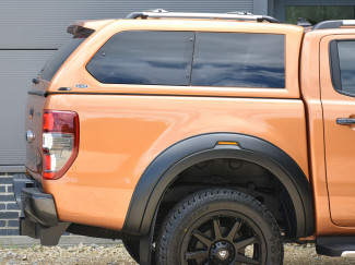 Alpha Type E Hard Top for the Ford Ranger 2012 on