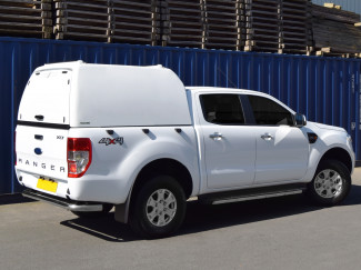Ford Ranger double cab fitted with Pro//Top Tradesman