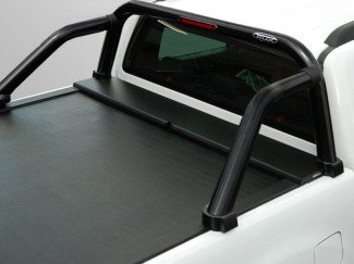 RollBar Single Hoop Black Finish Ford Ranger