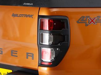 Black Tail Light Garnish for Ford Ranger