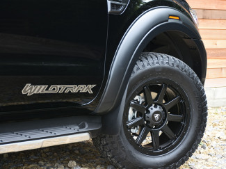 Ford Ranger 2019 On Double Cab Sport XV-R Arches - Matt Black