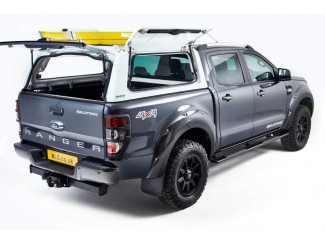 Pro//Top low roof gullwing canopy for Ford Ranger