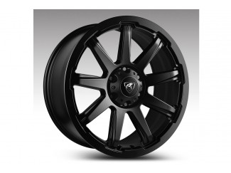Set of Predator Hurricane 18 Inch Wheels
