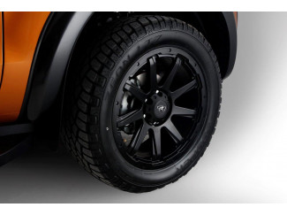 Hurricane Hawke 18 Inch Wheel and Tyre Package