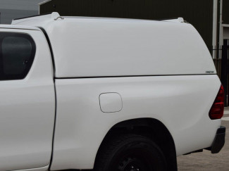 Pro//Top Tradesman canopy for Ranger super cab