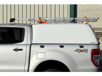 Ford Ranger Pro//Top tradesman canopy double cab