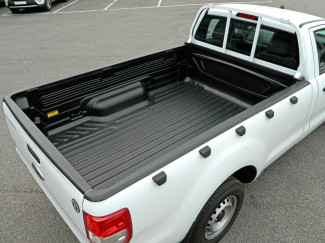 Ford Ranger Mk5 2012 on Single Cab Load Bed Liner Over Rail