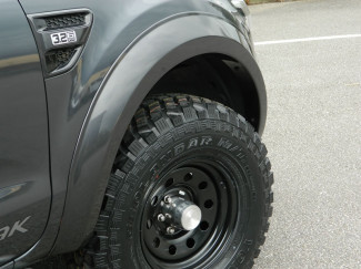 New Ford Ranger Mk5 Wheel Arch Kit For Double Cab