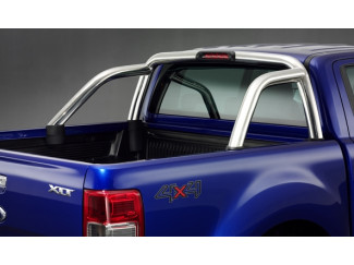 Ford Ranger Stainless Steel Sports Roll Bars