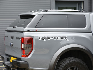 Alpha Type E Hard Top for the Ford Ranger Raptor
