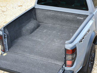 New Ford Ranger Raptor 2019 On Pickup Load Bed Rug Liner