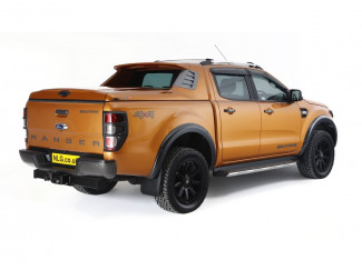 Ford Ranger fitted with colour matched Alpha SC-Z