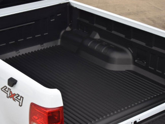 Ford Ranger super cab under rail load bed liner