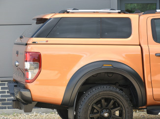 Alpha Type E Hard Top for the Ford Ranger