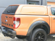 2019 Aeroklas Commercial canopy Ford Ranger double cab