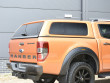 Aeroklas pop out side window detail - Ford Ranger Hard top