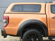 Aeroklas Leisure hard top fitted to Ford Ranger double cab