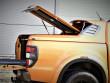 Ford Ranger double cab Sports tonneau cover