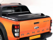 Ford Ranger Wildtrak Double Cab Pro//Top Lift-Up Alu-Cover in Black