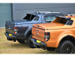 Ford Ranger double cab with sports load bed cover