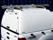 Blank sided Pro//Top double cab Tradesman canopy