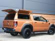 Ranger Wildtrak double cab with alpha cmx canopy