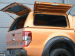 Ford Ranger Twin side access gullwing canopy