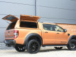 Ford Ranger fitted with Alpha CMX hard top