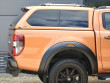 Ford Ranger double cab fitted with Alpha GSE hard top in sabre orange