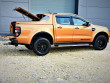sports load bed cover for the Ford Ranger double cab