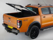 Ford Ranger Raptor tonneau cover with continous rail for Ford Ranger