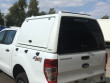 Ford Ranger Double Cab High Roof Pro//Top with Glass Rear Door