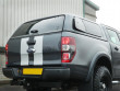 Twin styling stripes for tialgate Ford Ranger