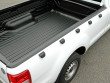 Over rail single cab load bed liner