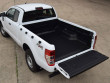 Ford Ranger extra cab fitted with under rail load bed liner