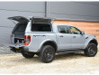 Ford Ranger Raptor fitted with Alpha CMX hard top