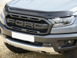 New Ford Ranger Raptor 2019 On Dark Smoke Bonnet Bug Shield