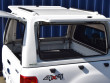 Ford Ranger double cab fitted with Pro//Top truck top