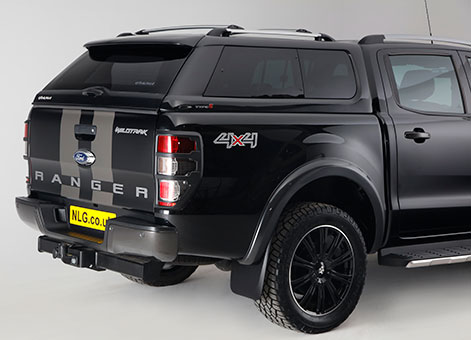 Ford Ranger Vehicle Package Deal