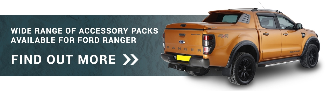 Ford Ranger Packages Available